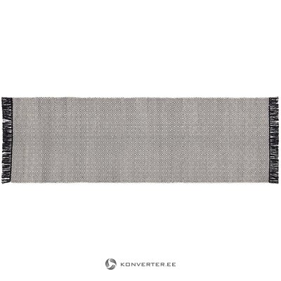 Gray patterned carpet (jotex) (whole, in a box)