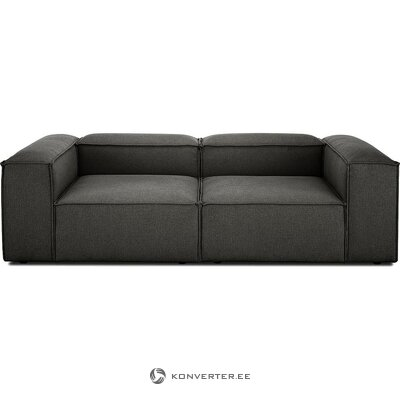 Dark gray sofa (flight) (healthy, sample)