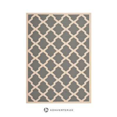 Gray-beige carpet (safavieh) (whole, in box)