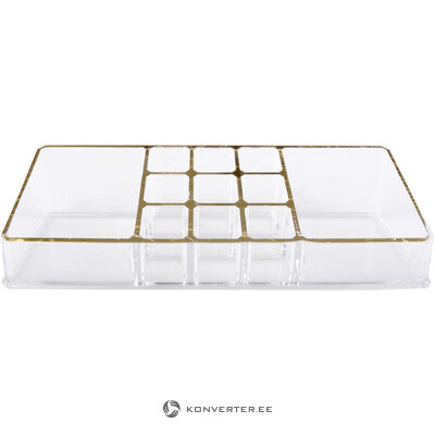 Jewelry storage box malla (east import) (whole, sample)