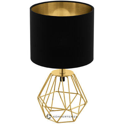 Black-gold table lamp phil (eglo)
