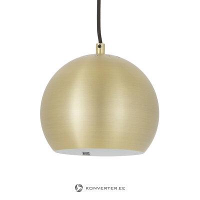 Zelta griestu lampu bumba (frandsen) (kastē, vesela)