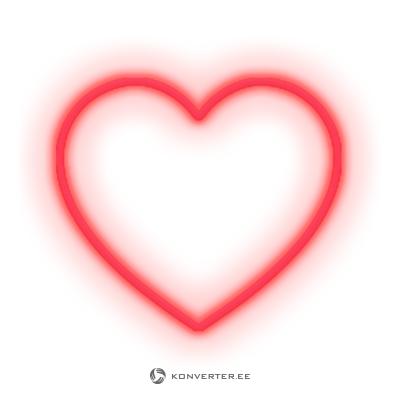 Led -valaistus (Candyshock) pieni sydän