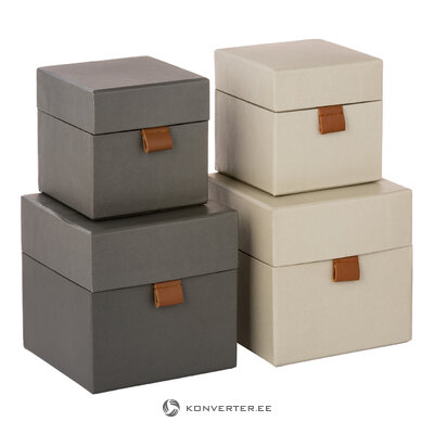 Storage box (house doctor) (whole, hall sample)
