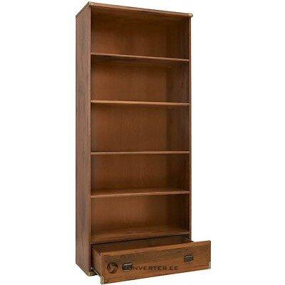 Brown high shelf indiana