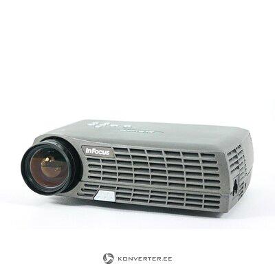 Projektora fokuss lp70