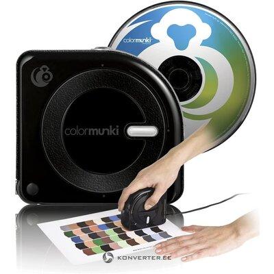 Цветной сканер (фото colormunki)