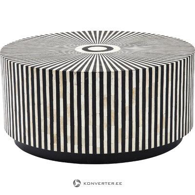 Striped coffee table (rough design)