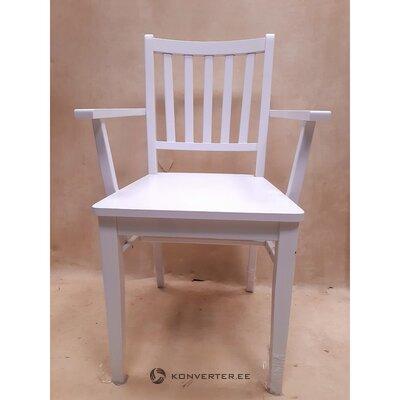 Белый стул (стефан)