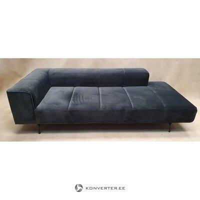 Hall samettinen sohva (boconcept)