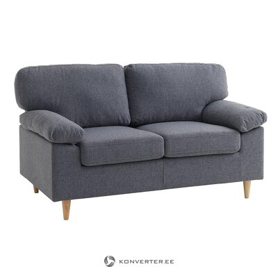 Gray sofa (whole, hall sample)