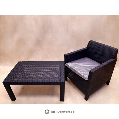 Garden furniture set (marielyst) (whole, hall sample)