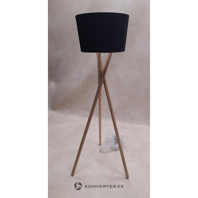 Brown-black floor lamp (boconcept)