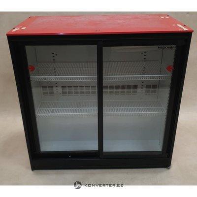 Showcase Refrigerator Glow