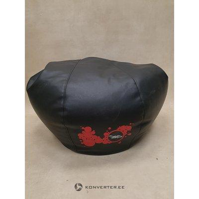 Black bag chair (miller genuine draft)