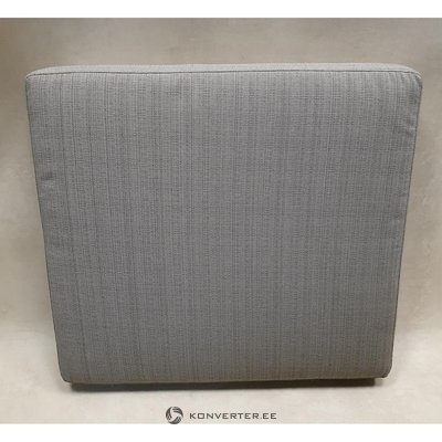 Beige puutarhakalusteet tyyny (koodi) (70x65x10cm)