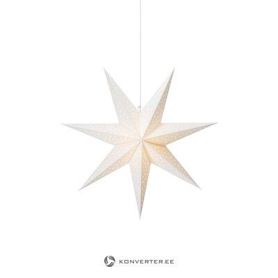 Koristeellinen valaisin joulutähti clara (markslöjd) (kokonainen, laatikossa)