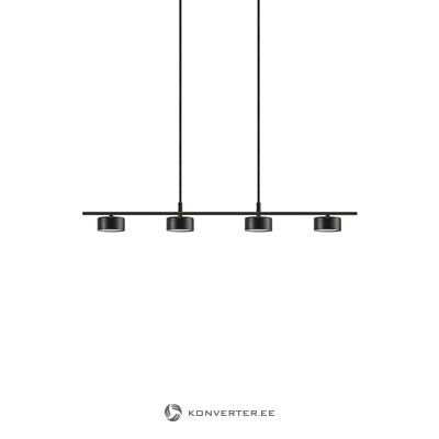 Black led pendant light clyde (nordlux) (with beauty defect hall sample)