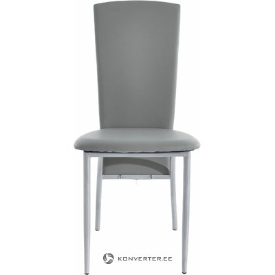 Hall chair with high backrest