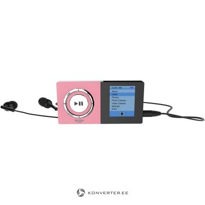 Pink MP3 Player Bush KW-MP04C