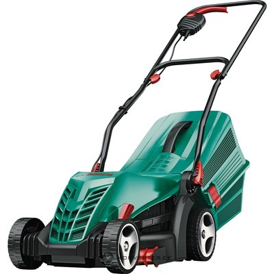 Electric Lawn Mower Bosch Rotak 34-13 Shredder (Missing)