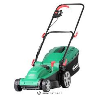 Defective Electric Lawn Mower with Qualcast M2EB1537M Receptacle (Defective)