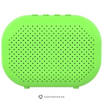 Alba small green mini speaker