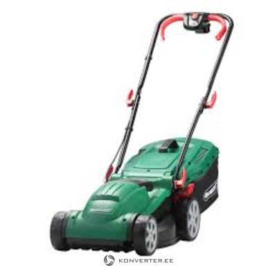 Electric mower with Qualcast MEB1434M cartridge (Disadvantageous)