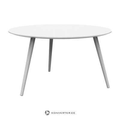 White coffee table (boconcept)
