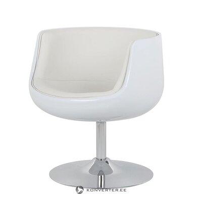 Valkoinen nojatuoli (san luis)