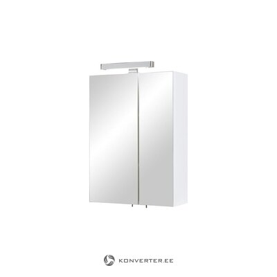 White Bathroom Mirror Cabinet (rothsee)