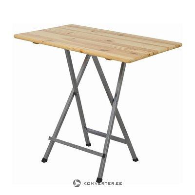 Masīva koka bāra galds (stanwell) (ar skaistuma trūkumiem, paraugu zāle)
