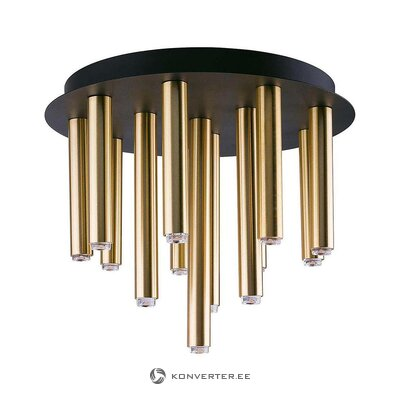 Black-gold ceiling lamp (nowodvorski) (whole, in a box)