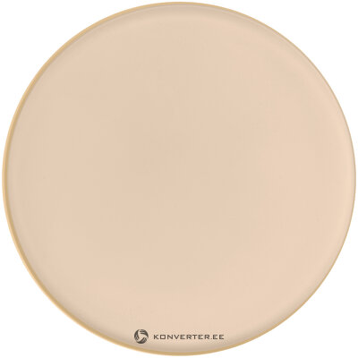 Beige tray arla (present time) (hall sample, with beauty defect,)