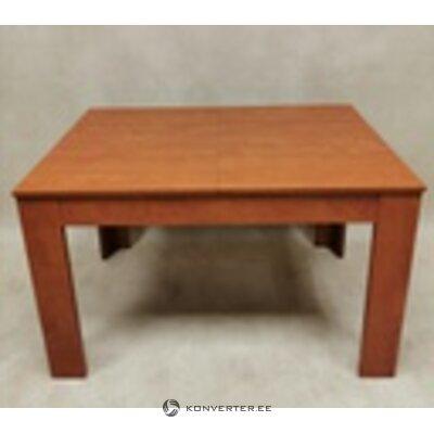 Brūns paplašināms pusdienu galds (120x80)
