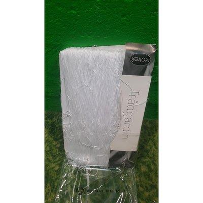 Valge Nöörkardin (90x250cm)