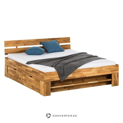 Solid wood bed (eoswood) (in box, whole)