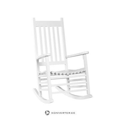 Balta arkliuko kėdė (hübsch)