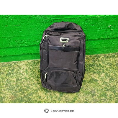 Black backpack (jinrong)
