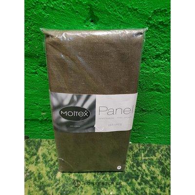 Green Panel Curtain Moltex (45x230cm) (2pcs)