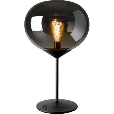 Black table lamp drop (sompex) (healthy sample)