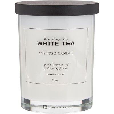 Aromātiska sveču baltā tēja