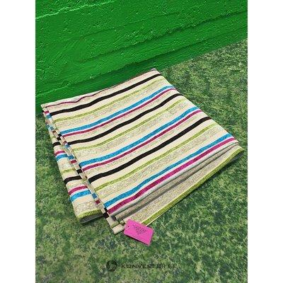 Striped large towel Paroness 260x260cm
