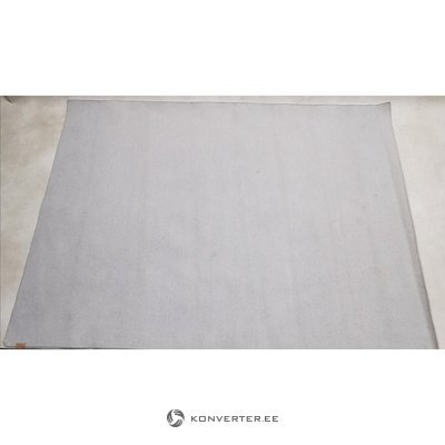 Light woolen carpet (170x240)