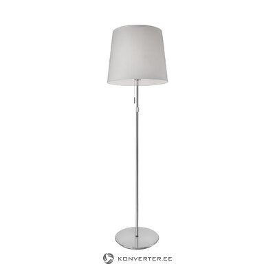 Silver-white floor lamp amsterdam (villeroy & boch) (in box, whole)