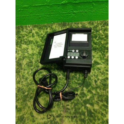 Water pump control unit