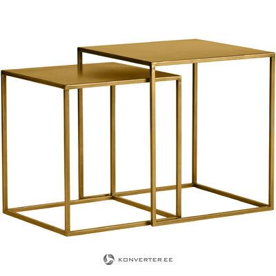 Dīvāna galda komplekts 2-gab. Ziva (woood) (vesels, kastē)