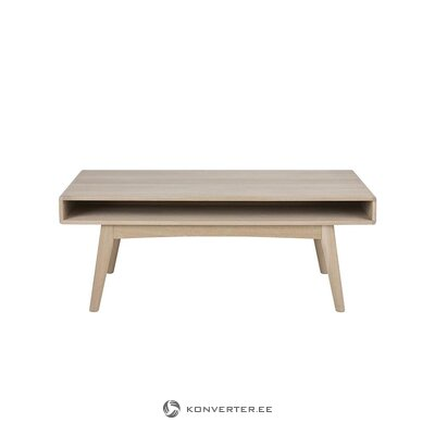 Scandinavian style coffee table (marte collection) (hall sample, whole)