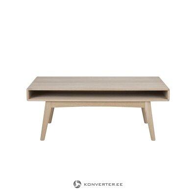 Skandināvu stila kafijas galdiņš (Marte kolekcija) (zāles paraugs)