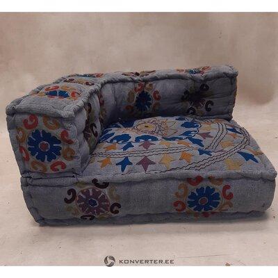 Spalvota sėdynės pagalvė (jolipa) (salės pavyzdys, visa)